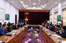 Lai Chau appelle à investir dans le tourisme, l'agriculture et l'hydroélectricité