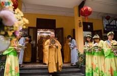 Le Vesak 2020 célébré au Laos