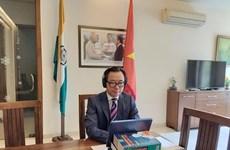 Le Vietnam partage ses politiques de développement post-COVID-19