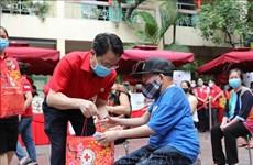 Promouvoir l'intégration des personnes handicapées pour faire face à l'épidémie de COVID-19