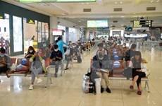 Hausse du nombre de passagers via les aéroports en mai  