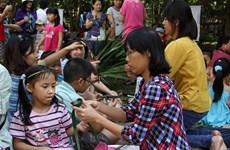 Programme de découverte de l'Asie du Sud-Est pour les enfants