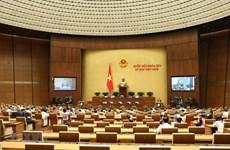 9e session de l'AN: adoption de la résolution ratifiant l'EVIPA