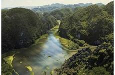 Ninh Bình est comme un paradis terrestre sous l'objectif d'un photographe international
