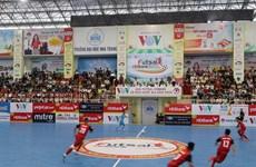 Coup d'envoi du championnat de futsal HDBank 2020