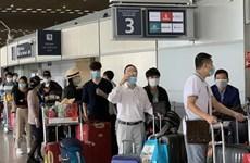 Coronavirus : plus de 280 Vietnamiens rapatriés de l'Europe