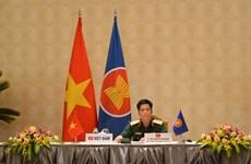 Le Vietnam participe à la réunion des commandants de l'armée de terre de l'ASEAN