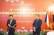 Le Vietnam apprécie son amitié avec la République tchèque