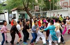 Plongée dans les jeux folkloriques durant le Têt traditionnel des Vietnamiens