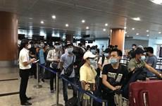 Près de 240 citoyens vietnamiens rapatriés du Myanmar