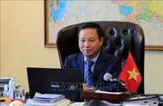 ASEAN 2020: les ambassadeurs des pays de l'ASEAN en Russie apprécient le rôle du Vietnam
