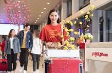 Vietjet Air commence à vendre des billets pour les vols durant le Têt 2021
