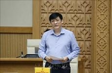 COVID-19: Soutien à l'Hôpital central de Hue et à la Polyclinique centrale de Quang Nam