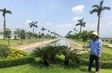 La province de Vinh Phuc cherche à créer un environnement vert dans les zones industrielles
