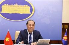 ASEAN 2020: Le Vietnam participe au Dialogue ASEAN - République de Corée