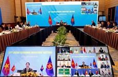 L'achèvement des initiatives du Vietnam contribue à renforcer la force interne de l'ASEAN