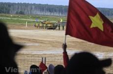 Le Vietnam continue à obtenir de bon résultats aux Army Games 2020