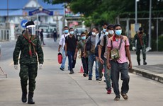 COVID-19 : la Thaïlande lutte contre l'immigration illégale