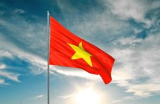 Fête nationale : Messages de félicitations aux dirigeants vietnamiens