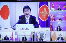 Le Japon s'engage à fournir un million de dollars pour soutenir l'ASEAN contre le COVID-19
