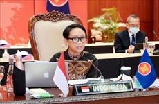 AMM 53 : l'Indonésie souligne l'importance de la paix et de la stabilité dans la région