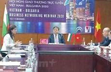 Le Vietnam et la Bulgarie renforcent leurs relations commerciales