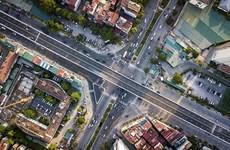 Les auto-ponts qui changent la physionomie de Hanoi