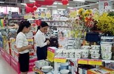 Vinh Phuc : augmentation des ventes au détail et de services en huit mois