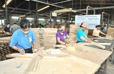 Faire du Vietnam le centre mondial de production de meubles