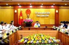 Resserrer les relations entre Lang Son et le Guangxi (Chine)