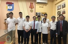 Maths : le Vietnam remporte six médailles aux Olympiades internationales de mathématiques 2020