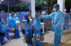 COVID-19: Plus de 230 citoyens vietnamiens bloqués en Thaïlande rapatriés