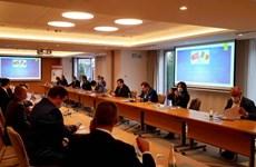 Séminaire sur les 70 ans des relations diplomatiques Vietnam – Roumanie
