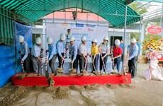 Rénovation d'une école grâce à l'ONG Saigon Children's Charity