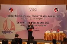 Le Sommet d'affaires États-Unis - Vietnam 2020