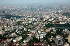 Le développement des infrastructures donne à Hanoï une nouvelle physionomie