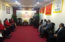 Les ambassadeurs des pays de l'Union du Pacifique soutiennent les sinistrés du Centre