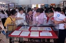 Exposition sur les archipels de Hoang Sa et Truong Sa à Binh Thuan