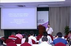 Promouvoir la diffusion de l'information pour l'étranger entre le Vietnam et le Cambodge