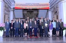 Ho Chi Minh-Ville renforce sa coopération avec l'Union européenne