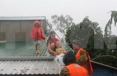 Crues et inondations : le gouvernement vient en aide sinistrés du Centre