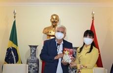 Le Parti des Travailleurs du Brésil espère favoriser des relations d'amitié avec le Vietnam
