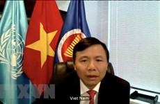 Le Vietnam participe au vote de nouveaux juges à la Cour internationale de Justice