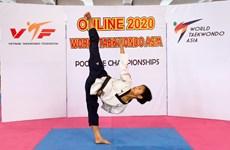 Le Vietnam décroche la médaille de bronze de taekwondo d'Asie