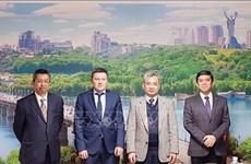 Les ambassadeurs de l'ASEAN désireux de renforcer les relations avec l'Ukraine
