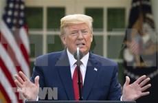 Le président américain Donald Trump annonce sa participation au 27e Sommet de l'APEC