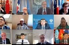 Le Vietnam appelle à lutter contre des défis humanitaires au Soudan du Sud