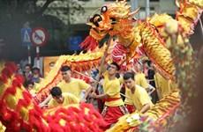 Le dragon vietnamien : mythe, histoire et géographie