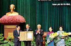Création de la ville de Thu Duc au cœur de Ho Chi Minh-Ville