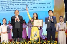 Célébration du 71e anniversaire de la Journée des élèves et étudiants vietnamiens